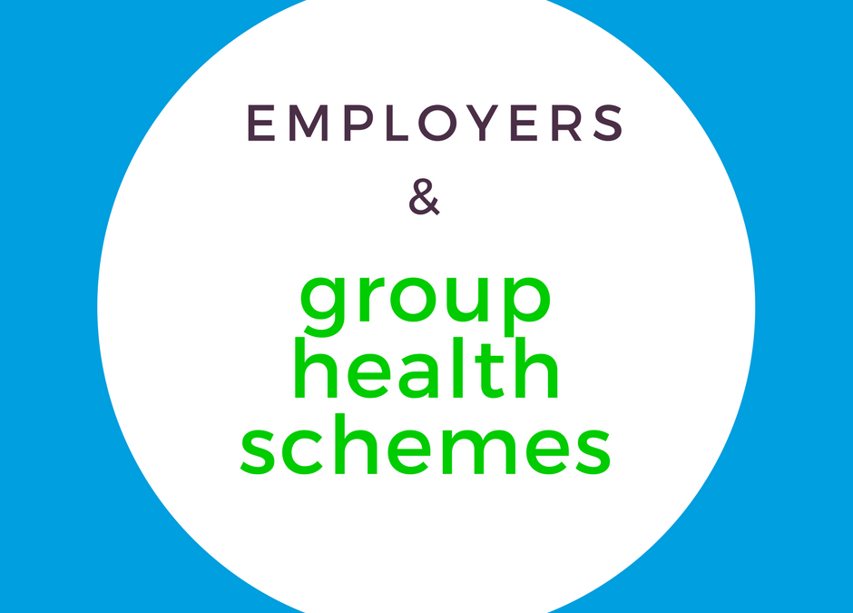 Group health schemes