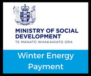 Winter energy payment